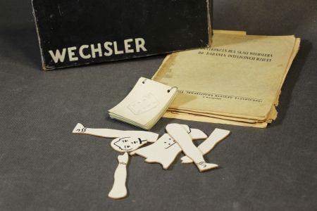 test inteligencji Wechslera (1949)