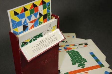 Test mozaiki – Lowenfeld Mosaic Plates (1955-65)
