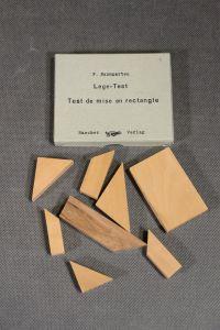 Tangram (Lege-Test)