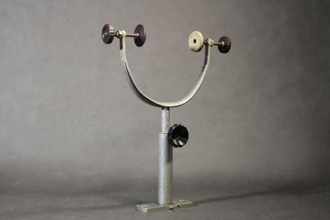 Podpórka do głowy do stołu do badania kierunkowej lokalizacji słuchowej